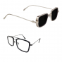 Squared Avaitor Sunglasses For Men And Women
